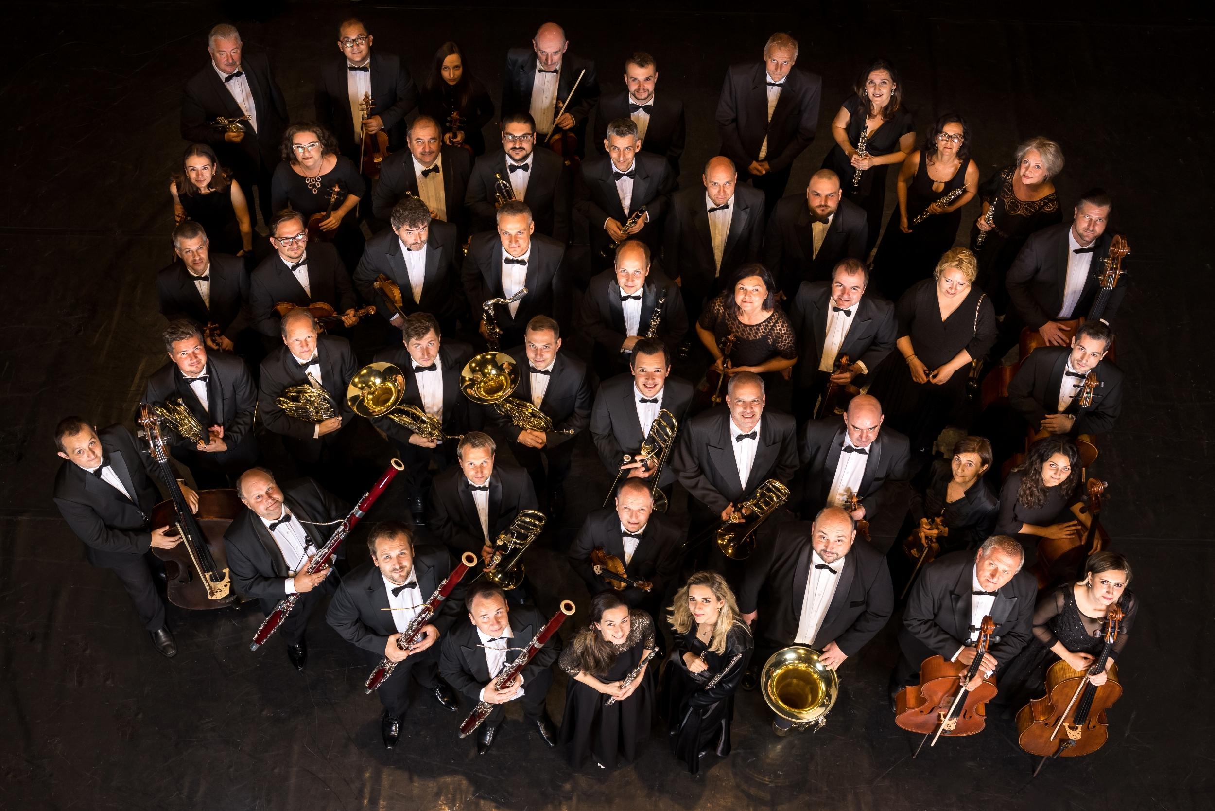 Orchester Opery ŠDKE